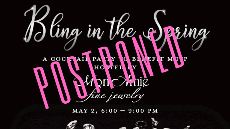 Bling in the Spring Poster